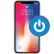 Reparar botón power iPhone X en Sevilla