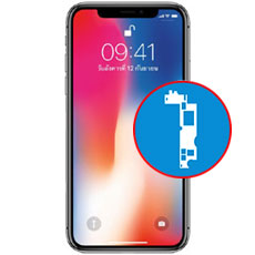 Reparar placa base iPhone x en Sevilla